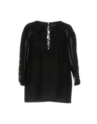 Valentino Blouses In Black