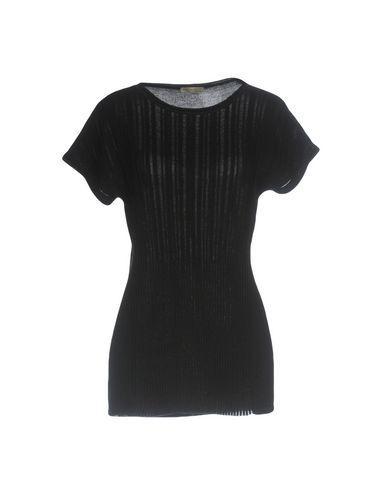 Bottega Veneta Sweaters In Black