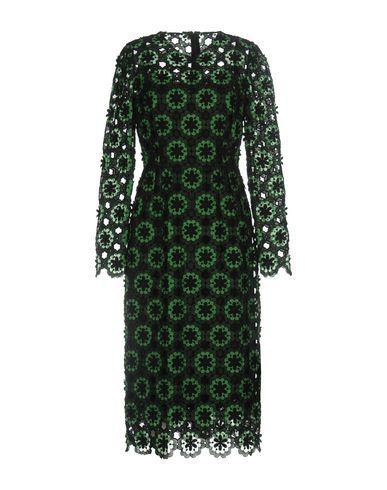 Dolce & Gabbana Knee-Length Dresses In Green