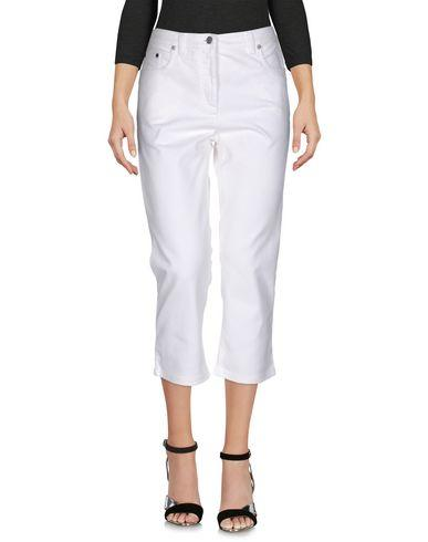 Dior Denim Pants In White