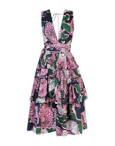 Marni 3/4 Length Dress In Pink