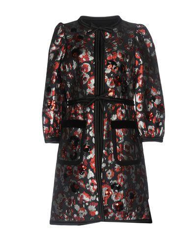 Marc Jacobs Full-Length Jacket In Black