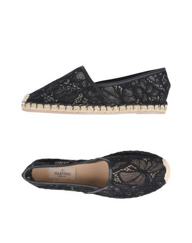 Valentino Espadrilles In Black