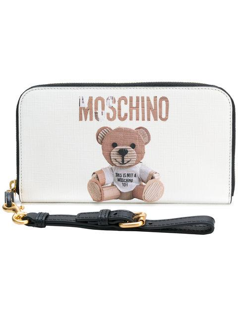 Moschino Teddy Bear Wallet