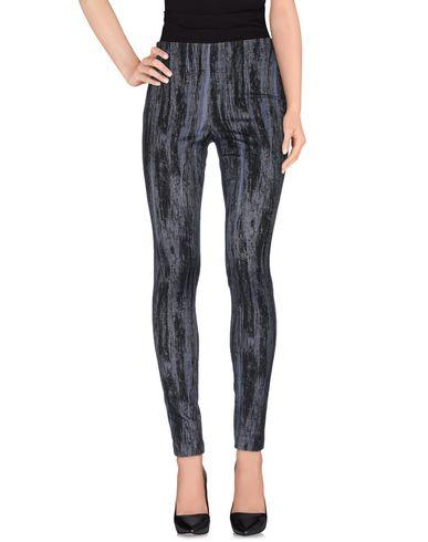 Donna Karan Casual Pants In Slate Blue