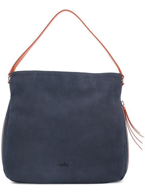 Hogan New Hobo Bag In Blue