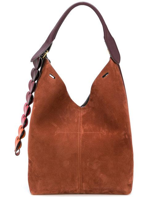 Anya Hindmarch Classic Bucket Bag - Brown