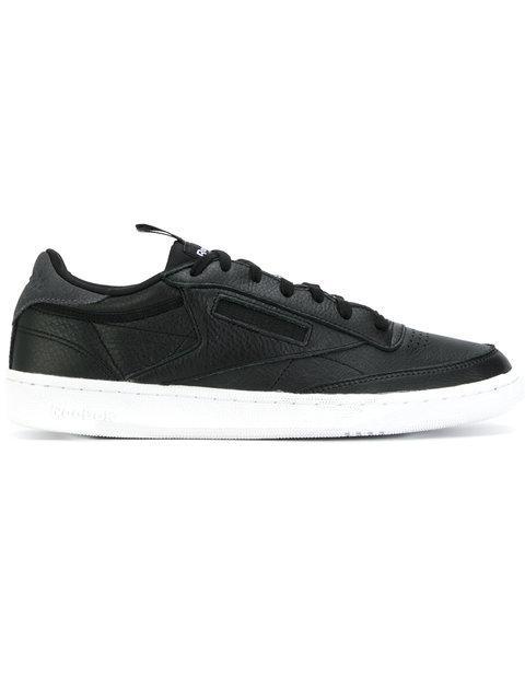 Reebok Club C 85 Sneakers In Black