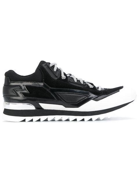 Les Hommes Low-Top Sneakers