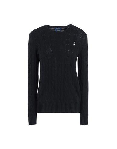 Polo Ralph Lauren Jumper In Black