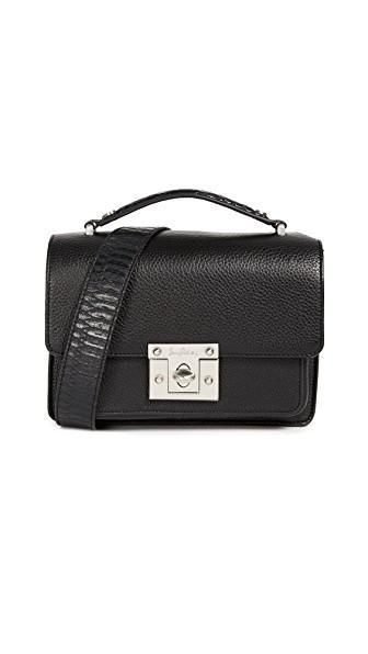 Sam Edelman Gessica Shoulder Bag In Black