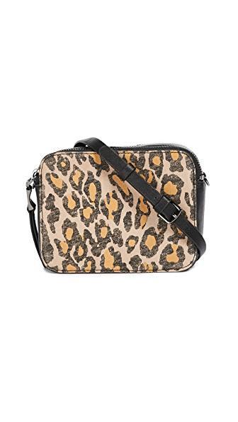 Splendid Ashton Camera Bag In Leopard