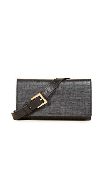 Fendi Belt Bag (Previously Owned) In Black