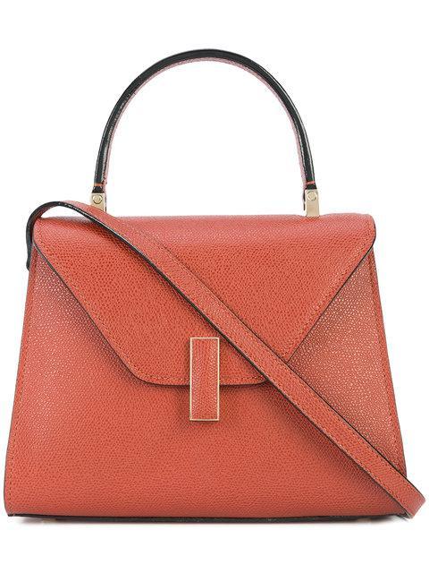 Valextra Boxy Shoulder Bag