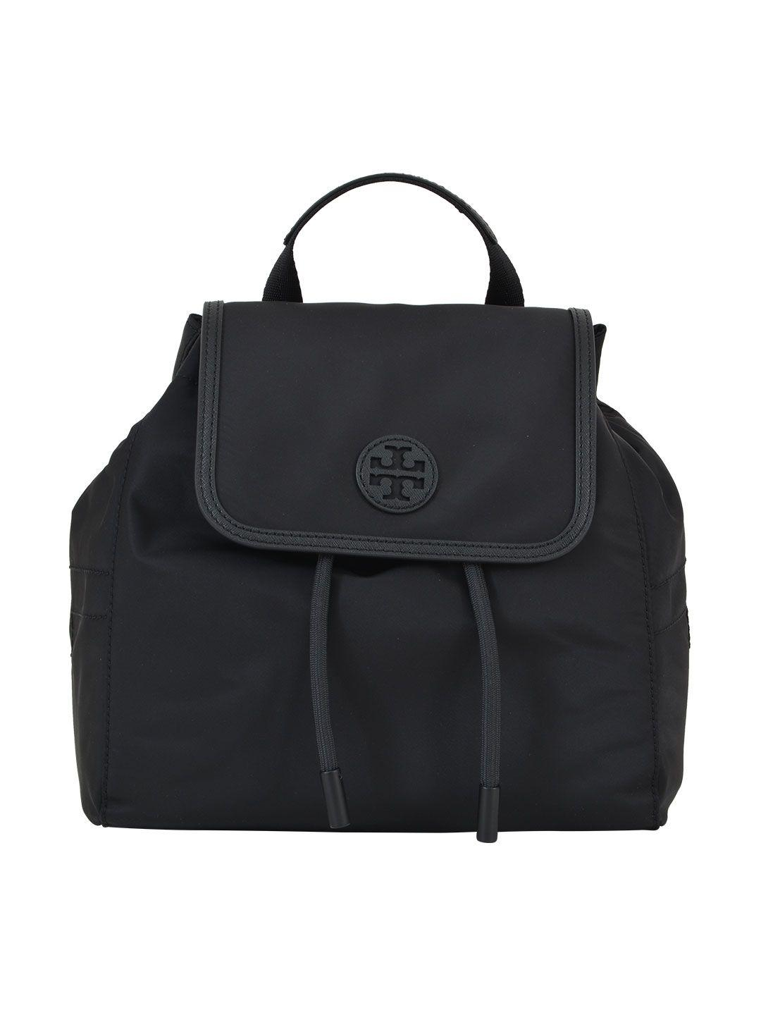 Tory Burch Scout Backpack In Black