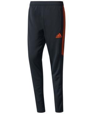 Adidas Originals Adidas Men's Climacool Tiro 17 Soccer Pants In Dark Grey