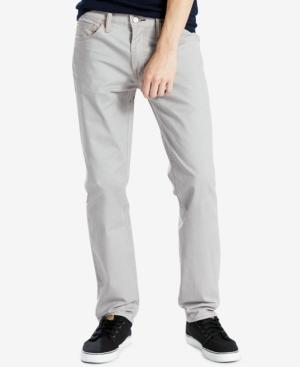 Levi's 511 Slim Fit Performance Stretch Jeans In Griffin