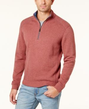Tommy Bahama Men's Reversible Flip-Side Classic Sweatshirt In Pompeya He