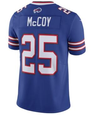Nike Men's Lesean Mccoy Buffalo Bills Vapor Untouchable Limited Jersey In Royalblue