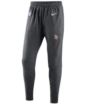 Nike Men's Minnesota Vikings Travel Pants In Anthracite