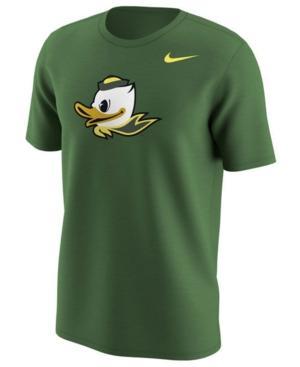 Nike Men's Oregon Ducks Alternate Logo T-Shirt In Green