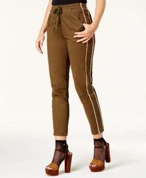 Endless Rose Skinny Cargo Pants In Olive