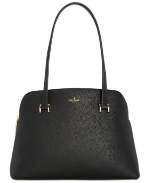 Kate Spade New York Hopkins Street Mariella Small Shoulder Bag In Black