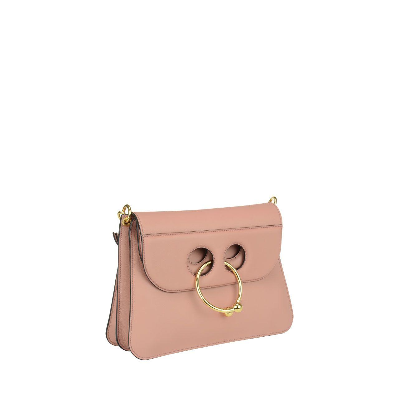 J.W.Anderson J.W. Anderson Medium Pierce Bag In Dusty Rose
