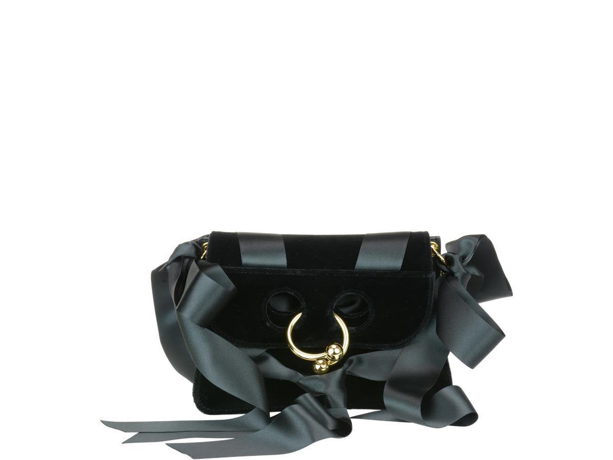 J.W.Anderson J.W. Anderson Mini Pierce Bag In Black