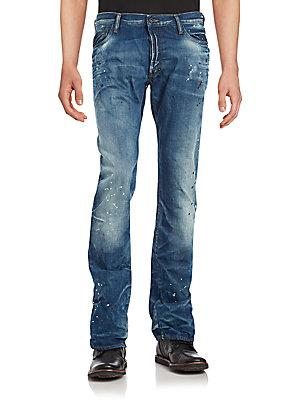 Prps Bayonet Regular-Fit Jeans In Indigo
