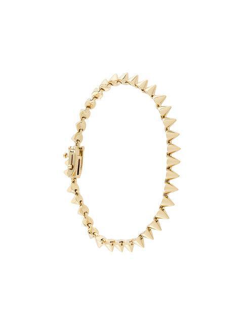 Eddie Borgo Triangle Bead Bracelet