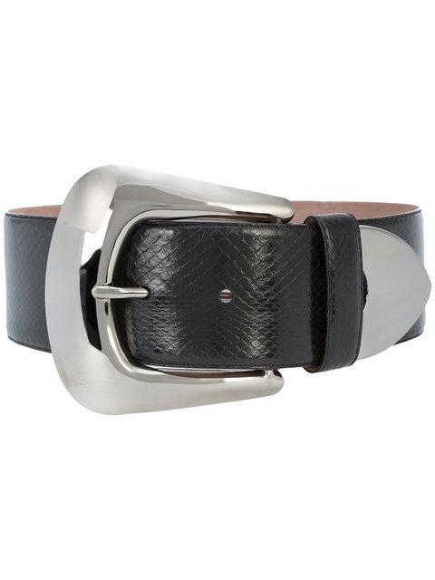 Nina Ricci Metal Tip Belt
