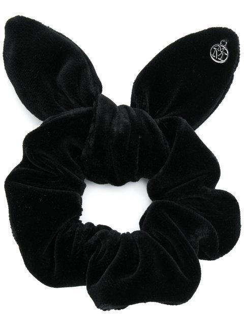 Maison Michel Rabbit Ears Hair Tie