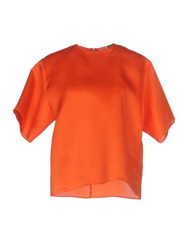 Msgm Blouses In Orange