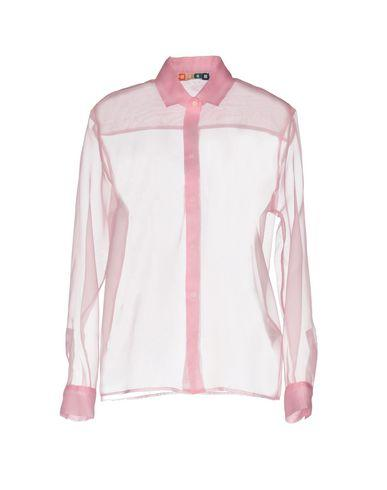 Msgm Shirts In Pink