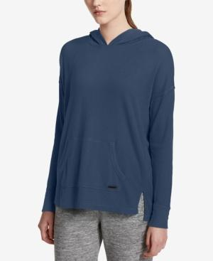 Calvin Klein Performance Over-Sized Hoodie In Eclipse