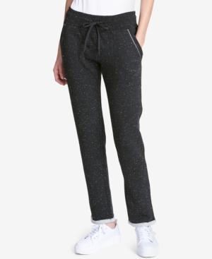 Calvin Klein Performance Stretch Pants, A Macy's Exclusive Style In Starry Night