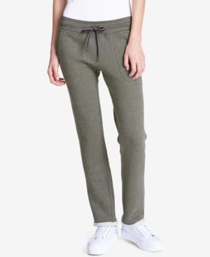 Calvin Klein Performance Stretch Pants, A Macy's Exclusive Style In Quail Heather