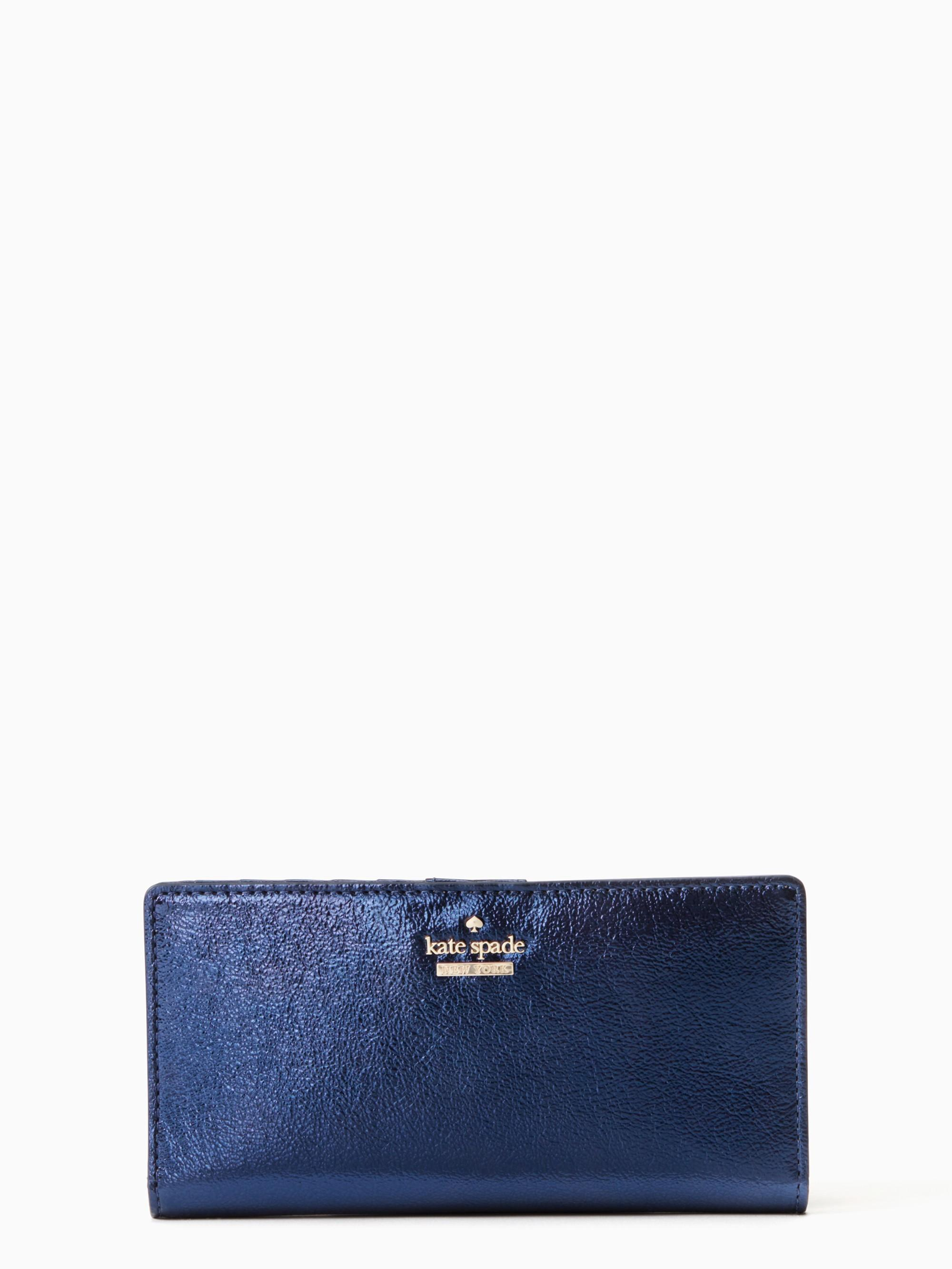 Kate Spade Highland Drive Stacy In Sapphire