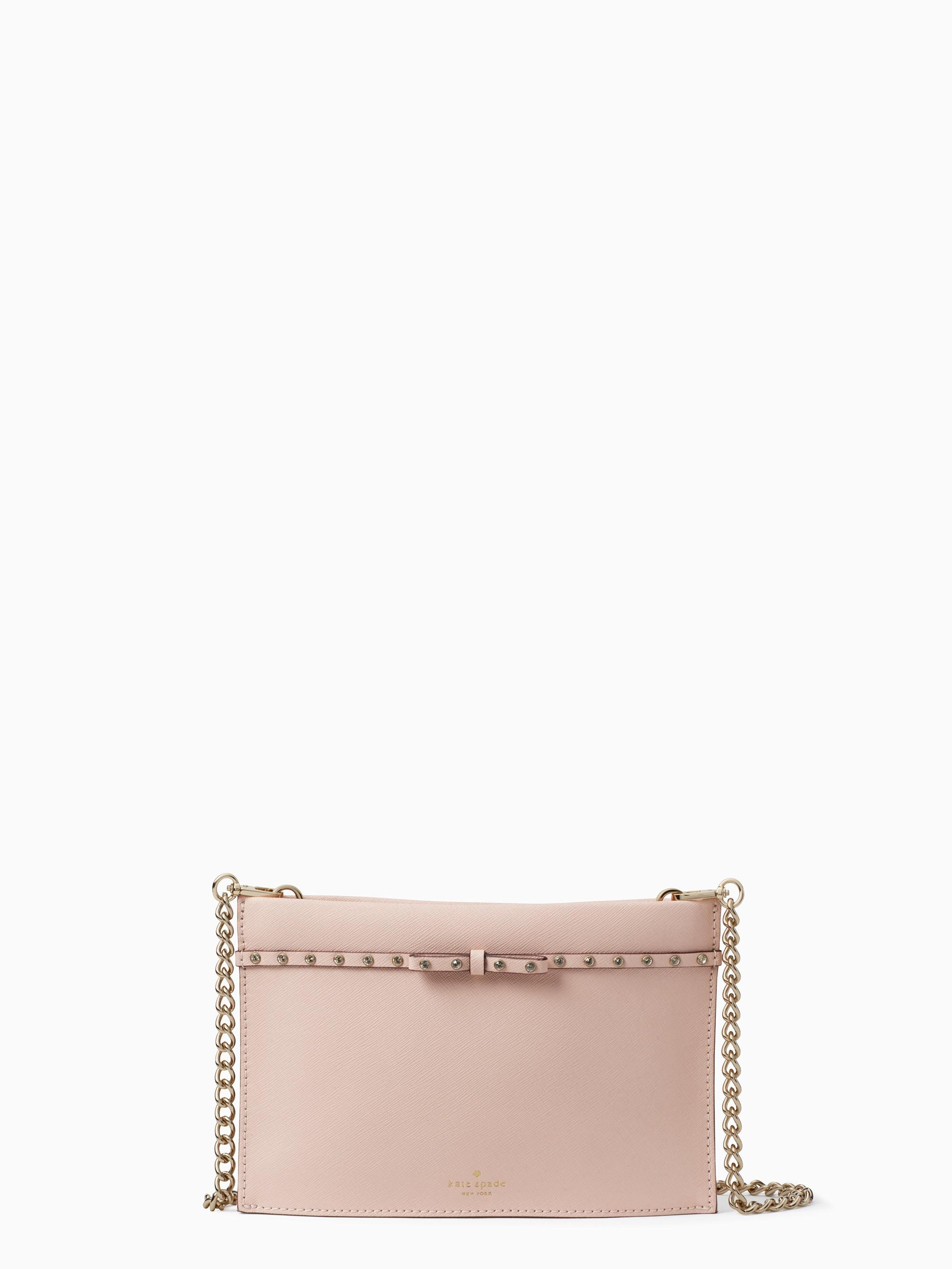 Kate Spade Elliott Street Mini Sima In Warm Vellum