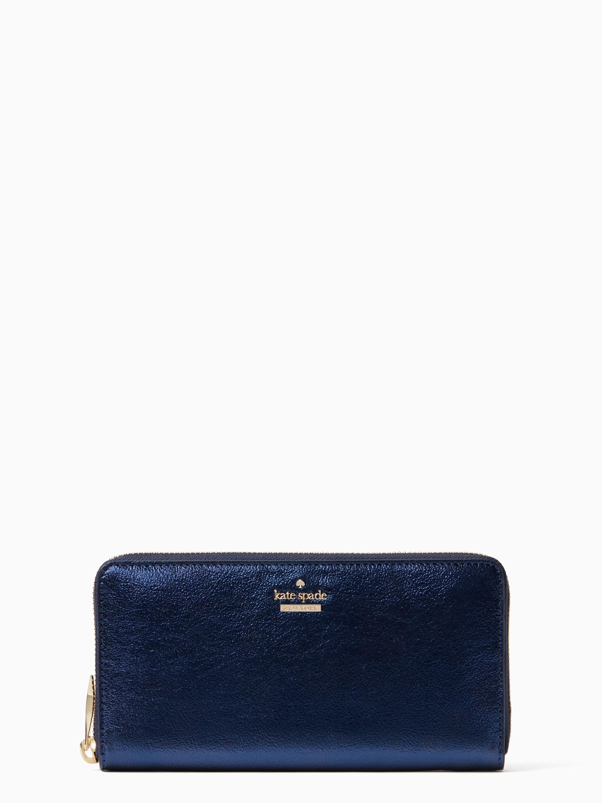 Kate Spade Highland Drive Lacey In Sapphire