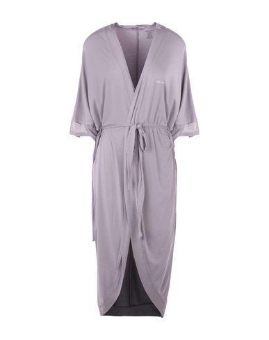 Calvin Klein Underwear Dressing Gown In Lilac