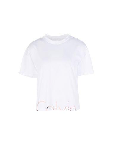 Calvin Klein Jeans T-Shirt In White
