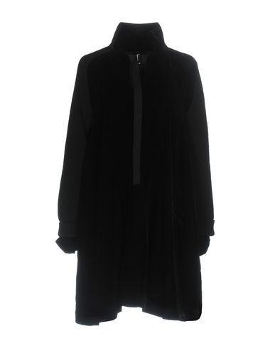 Sacai Short Dress In Black