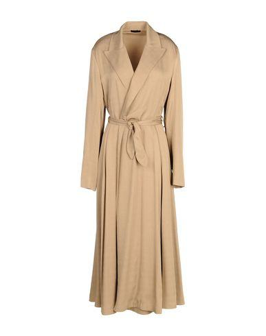 The Row Overcoats In Sand