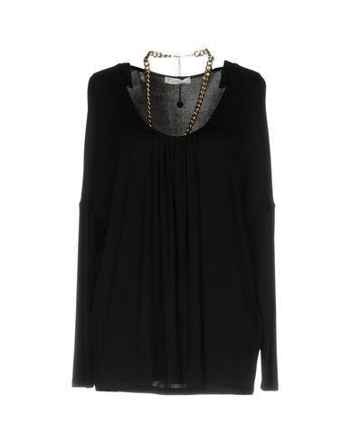 Versace T-Shirt In Black