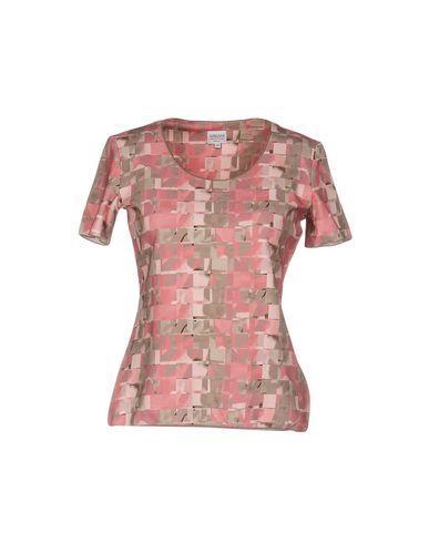 Armani Collezioni T-Shirts In Pink