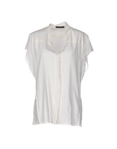Donna Karan Shirts In Ivory