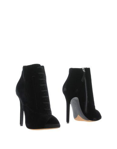 Tabitha Simmons Ankle Boot In Black