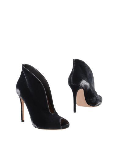 Gianvito Rossi Ankle Boot In Lead